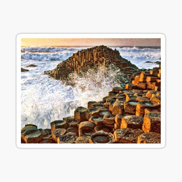 Ireland - Giants Causeway Sticker