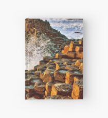 Ireland - Giants Causeway Hardcover Journal
