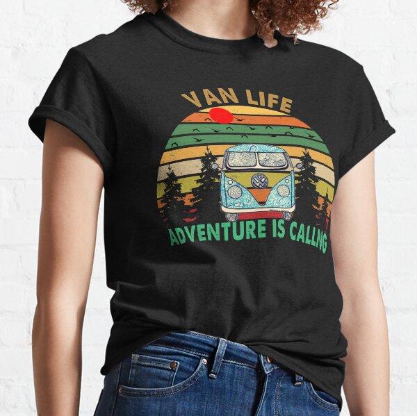 VAN LIFE Adventure is calling Classic T-Shirt