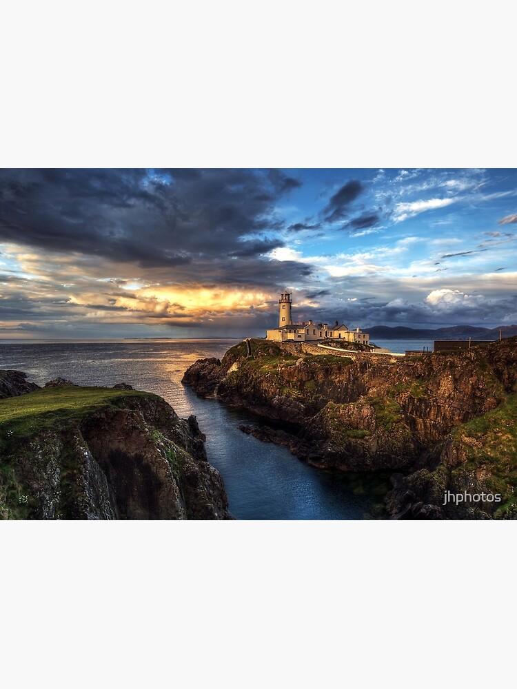 Ireland - Lighthouse by jhphotos