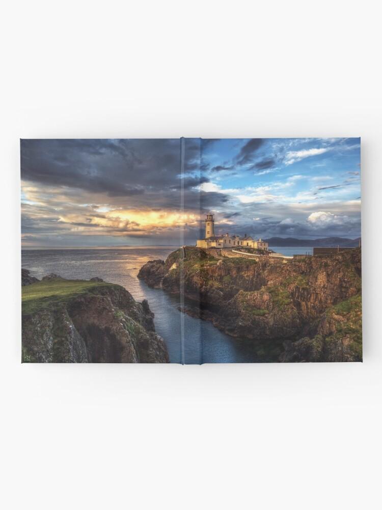 Alternate view of Ireland - Lighthouse Hardcover Journal