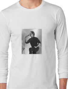 Alex Turner The Last Shadow Puppets Long Sleeve T-Shirt