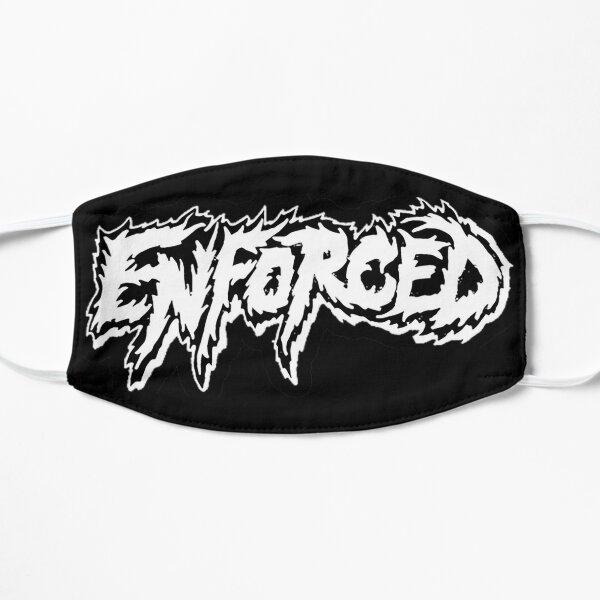 best virginia trash metal logo Flat Mask