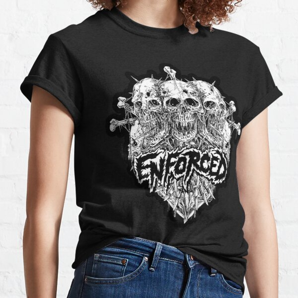 trio skull with seven knife Classic T-Shirt