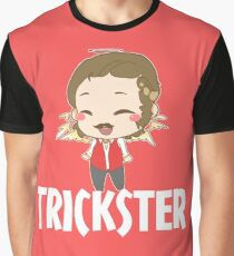 Trickster Graphic T-Shirt