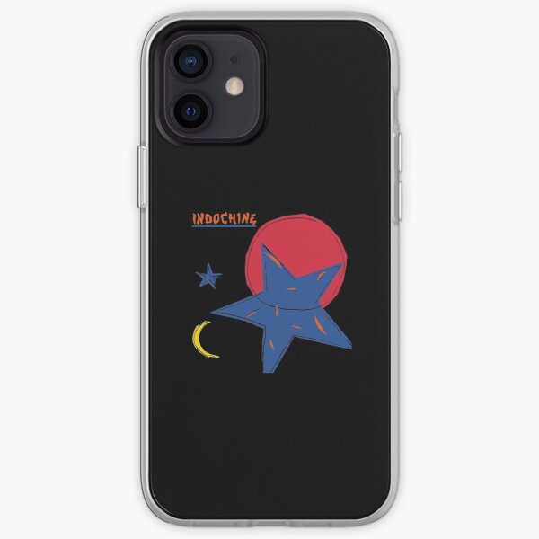 Bande Indochine Coque souple iPhone