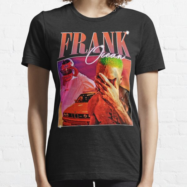 Frank Ocean retro vintage hip hop tee 90's homage aesthetic Essential T-Shirt