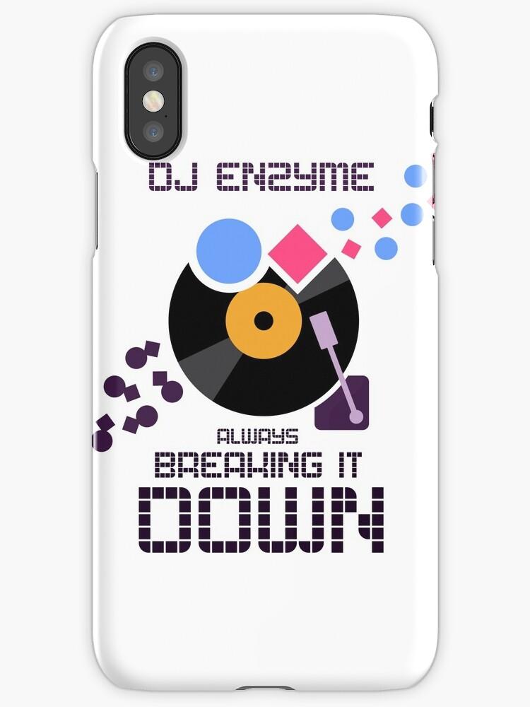 DJ Enzyme - Always Breaking It Down by jezkemp