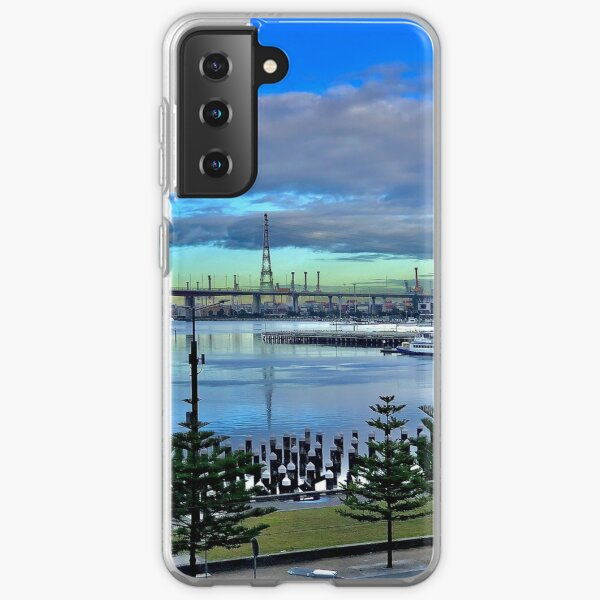 The Docklands Samsung Galaxy Soft Case