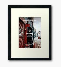 G-Dragon : Crooked Framed Print