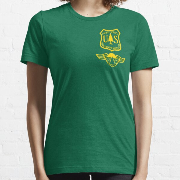 United States Forest Service Smoke Jumpers Essential T-Shirt
