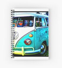 VW Memories Spiral Notebook