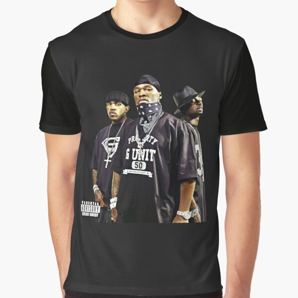 50 Cent Fifty G Unit Beg for Mercy Rapper Stylish, Casual, Comfortable Cotton Fashion Graphic T-Shirt