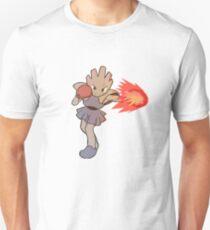 Hitmonchan Fire Punch  T-Shirt