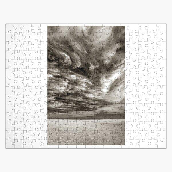 Uyuni salt flats skyscape, Bolivia Jigsaw Puzzle