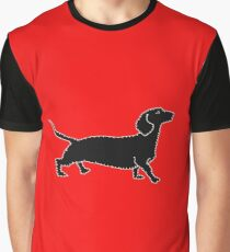 Connect The Doxie Dots Graphic T-Shirt