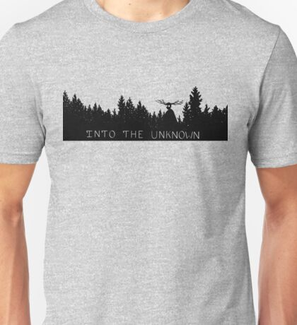 Led Through The Mist Unisex T-Shirt