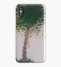 Simple tree iPhone Case/Skin