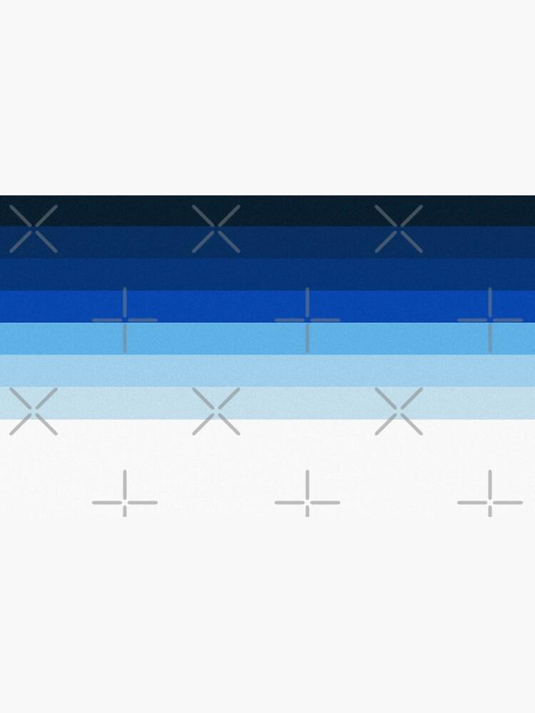 Blue Lines by perkinsdesigns