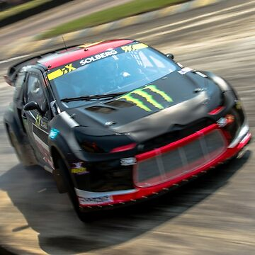 Petter Solberg by gregtoth85