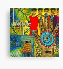 In Good Faith Canvas Print