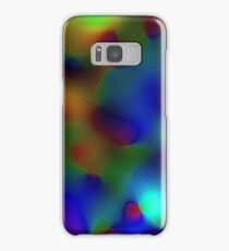 Rainbow Displacement Samsung Galaxy Case/Skin