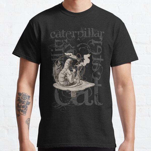 Alice In Wonderland Caterpillar Grunge Classic T-Shirt