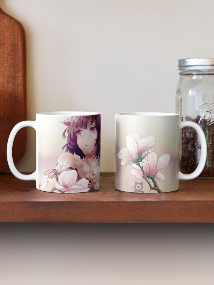 Alternate view of Magnolias Mug