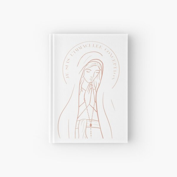 Immaculate Conception Hardcover Journal