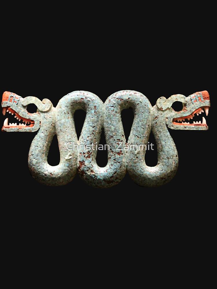 2 Headed Snake by sbosic