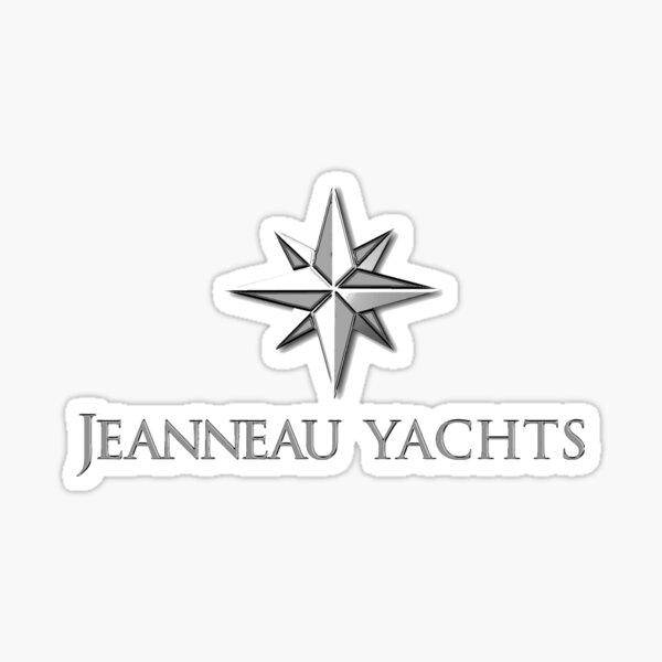 JEANNEAU YACHTS Sticker