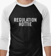 Regulation Hottie (White) T-Shirt