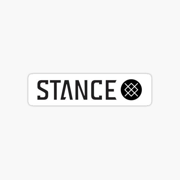Stance Sticker