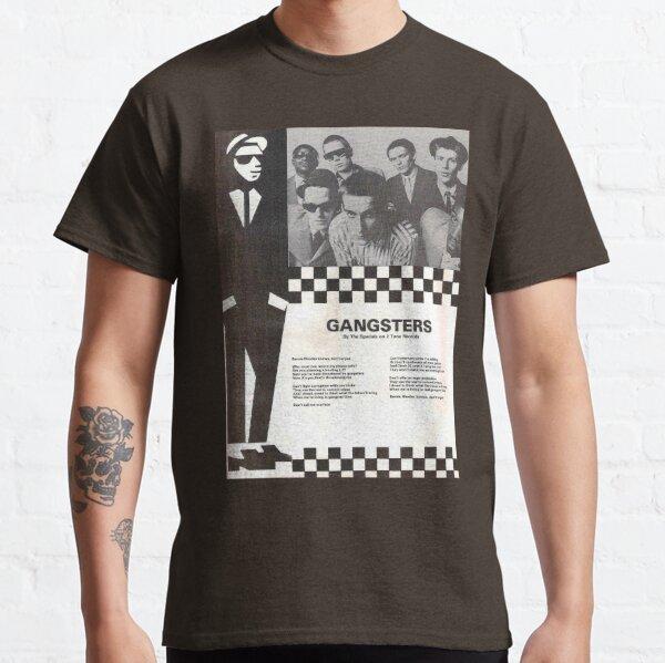 Bernie Rhodes knows do not argue, oldschool version Classic T-Shirt