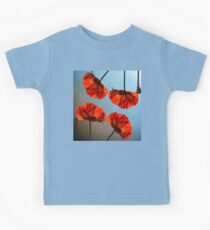 Poppy design Kids Tee