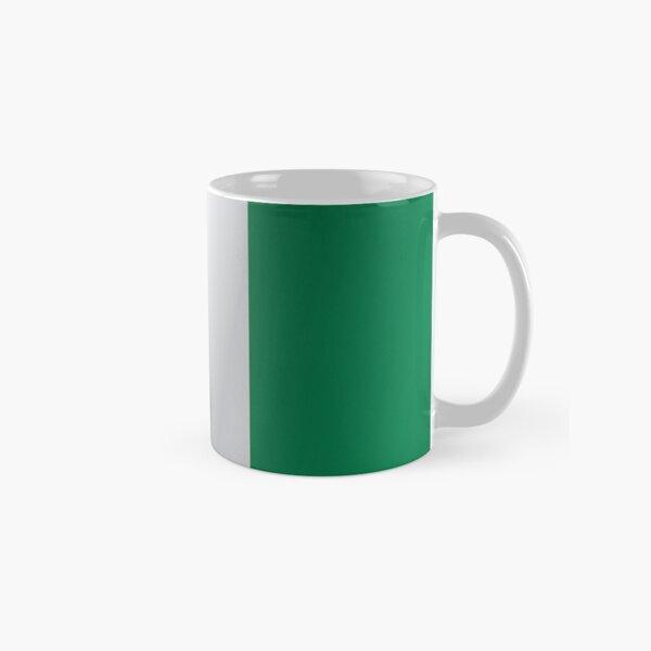 Nigeria flag Classic Mug