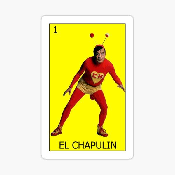 El chapulin Sticker