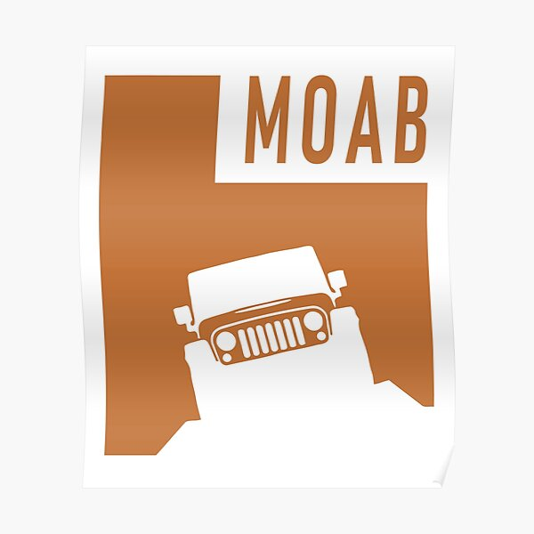 Moab Poster