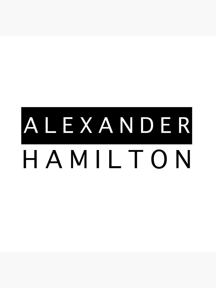Alexander Hamilton Chic de ohsotorix3