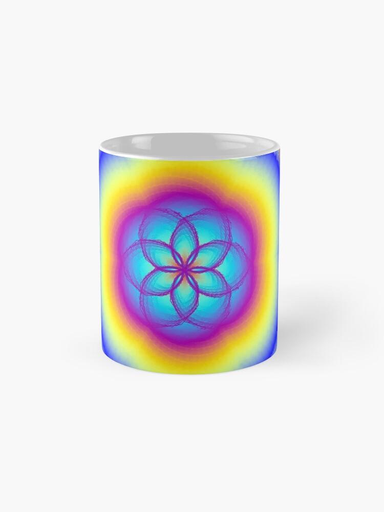 Alternate view of Sacred Gifts for Secret Rainbow Lovers Mug