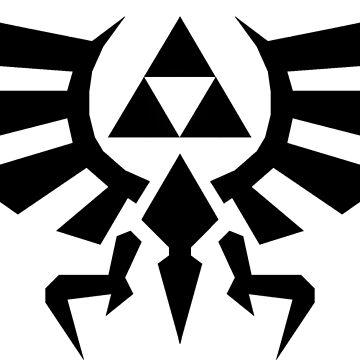 Timeless Triforce by randomraccoons
