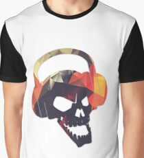 SKULLY PIRATE 3 Graphic T-Shirt