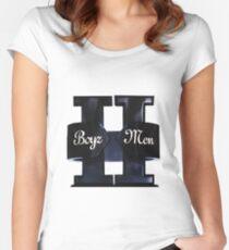 Boyz II Men R&B ballads acappella Women's Fitted Scoop T-Shirt