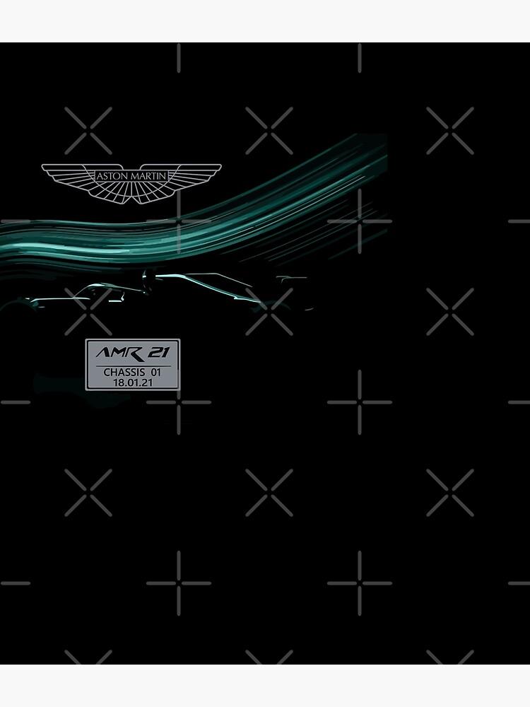 Aston Martin AMR 21 Chassis 01 by Speedbirddesign