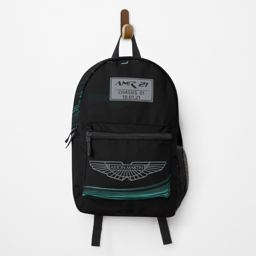 Aston Martin AMR 21 Chassis 01 Backpack