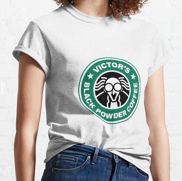 Victor's Black Powder Coffee Classic T-Shirt