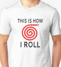 This Is How I Roll (Firefighter) T-Shirt