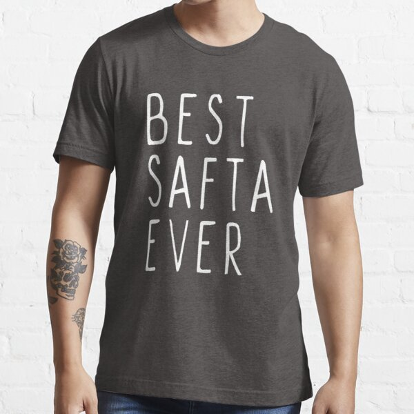 Best Safta Ever Funny Cool Mothers Day Essential T-Shirt