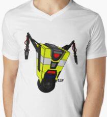 Clap Trap Men's V-Neck T-Shirt