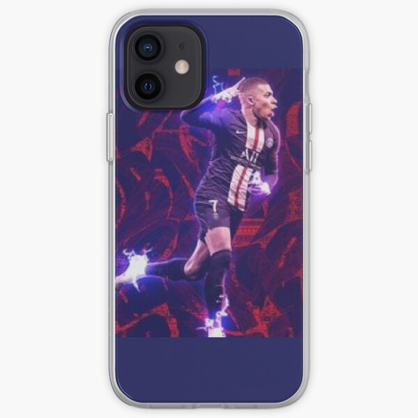 MBAPPE Coque souple iPhone